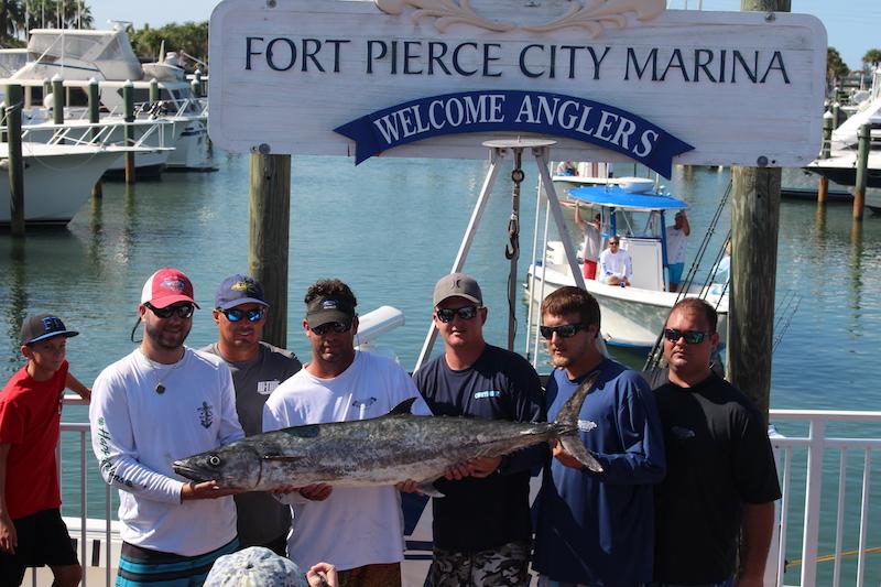 Port Pierce City Marina Anglers